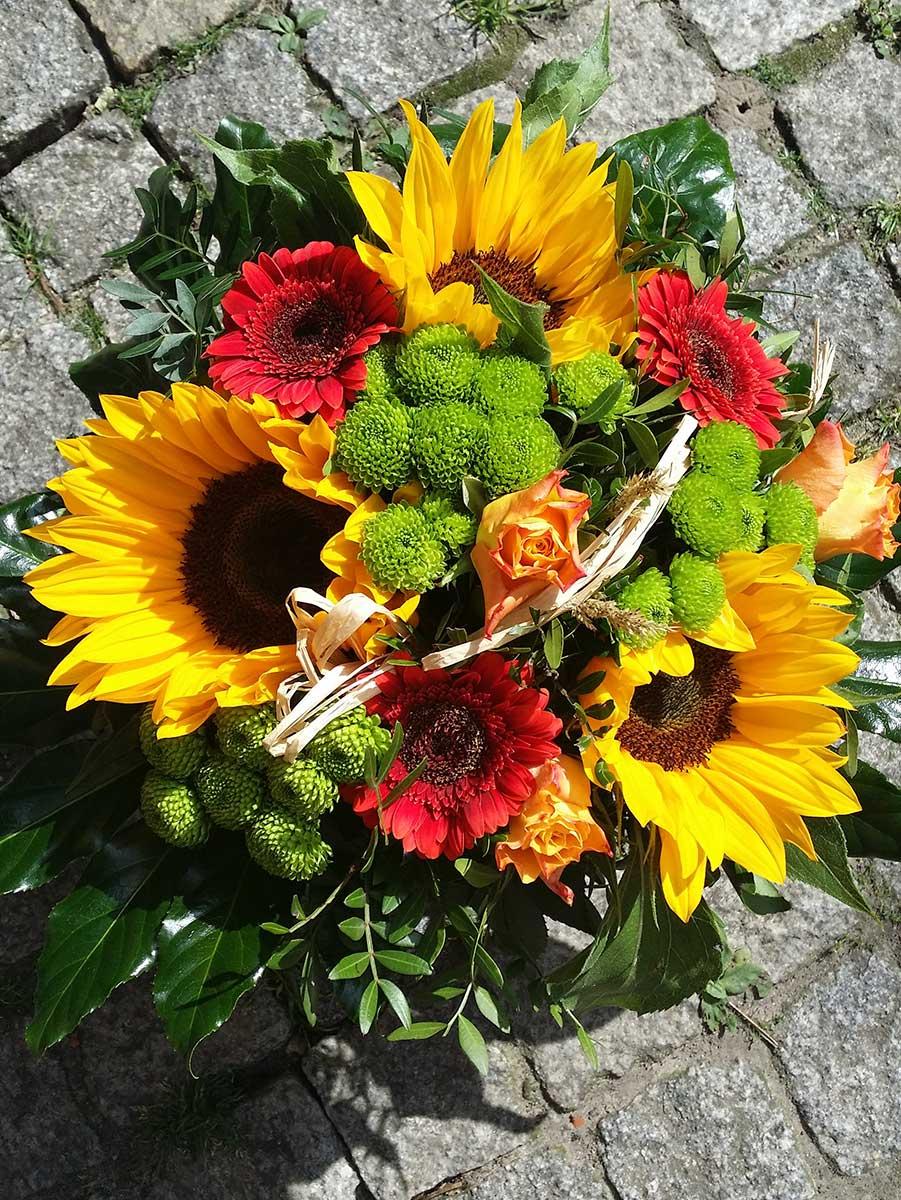 Blumen Sommer Strauss