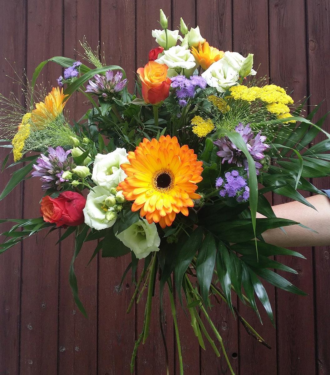 Muttertag Strauss Blumen Geschenk