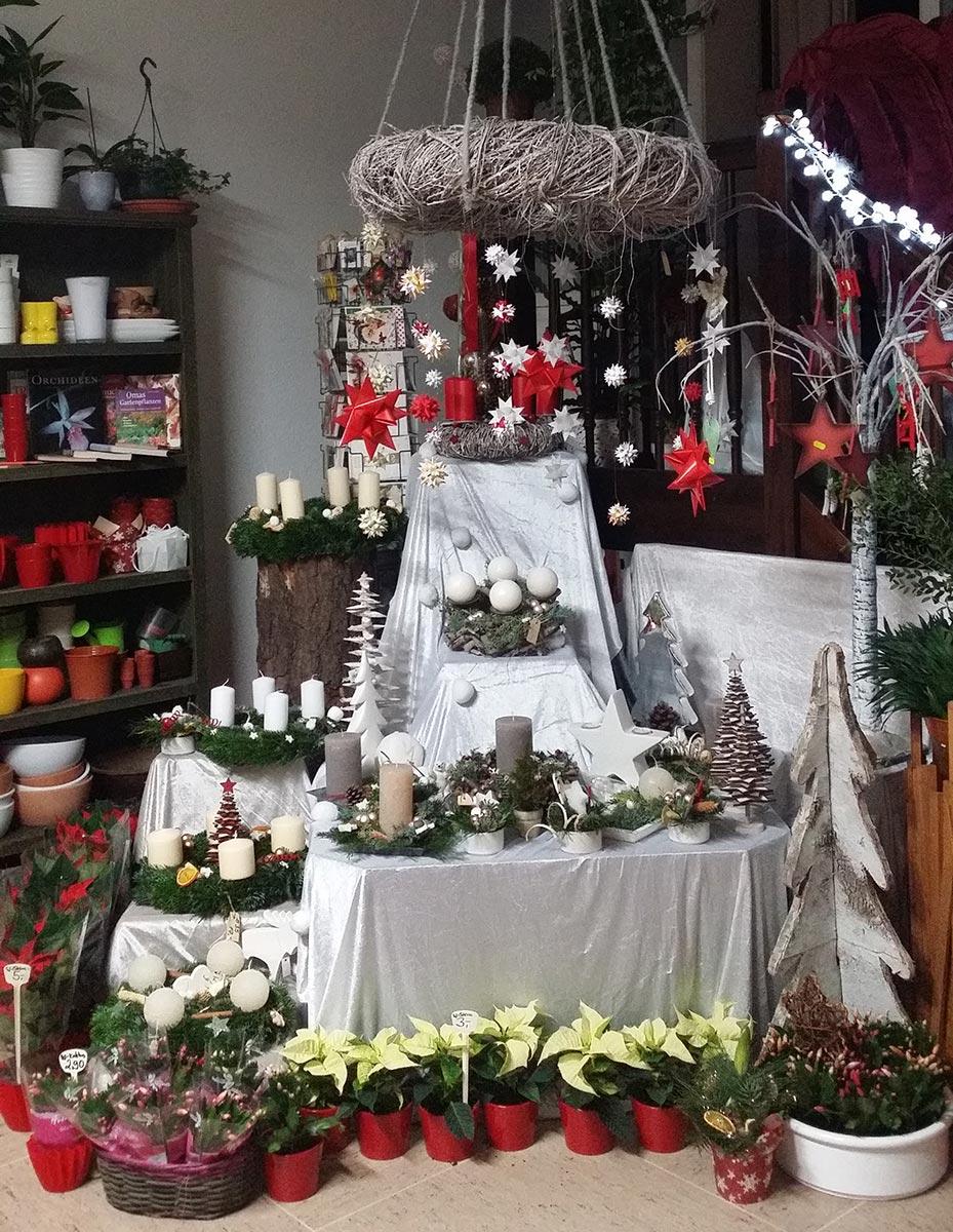 Weihnachtsdekoration Adventskranz Kerzenhalter