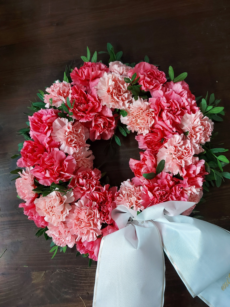 rosa Blumenkranz